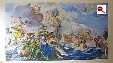 Fresk Włoski