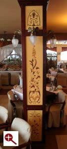 Artmur - arabeska w Hotelu Białowieskim w Białowieży