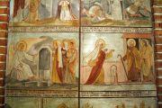 Artmur - Renowacja i konserwacja malowidła w zakonie Sióstr Zmartwychwstanek w Częstochowie