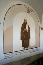 Artmur - Renowacja i konserwacja sgraffito w wieczerniku Klasztoru Zakonu Paulinów na Jasnej Górze w Częstochowie